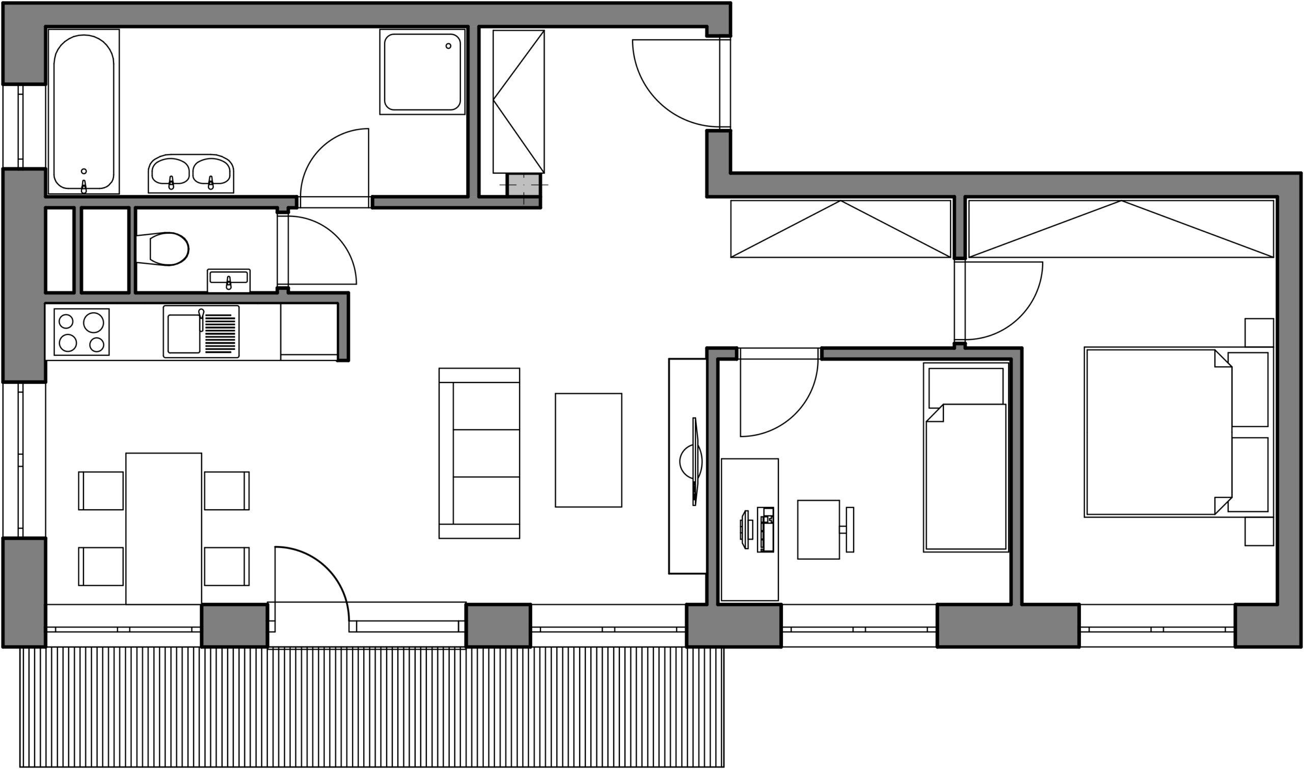 podorysy _ 0. Ground Floor