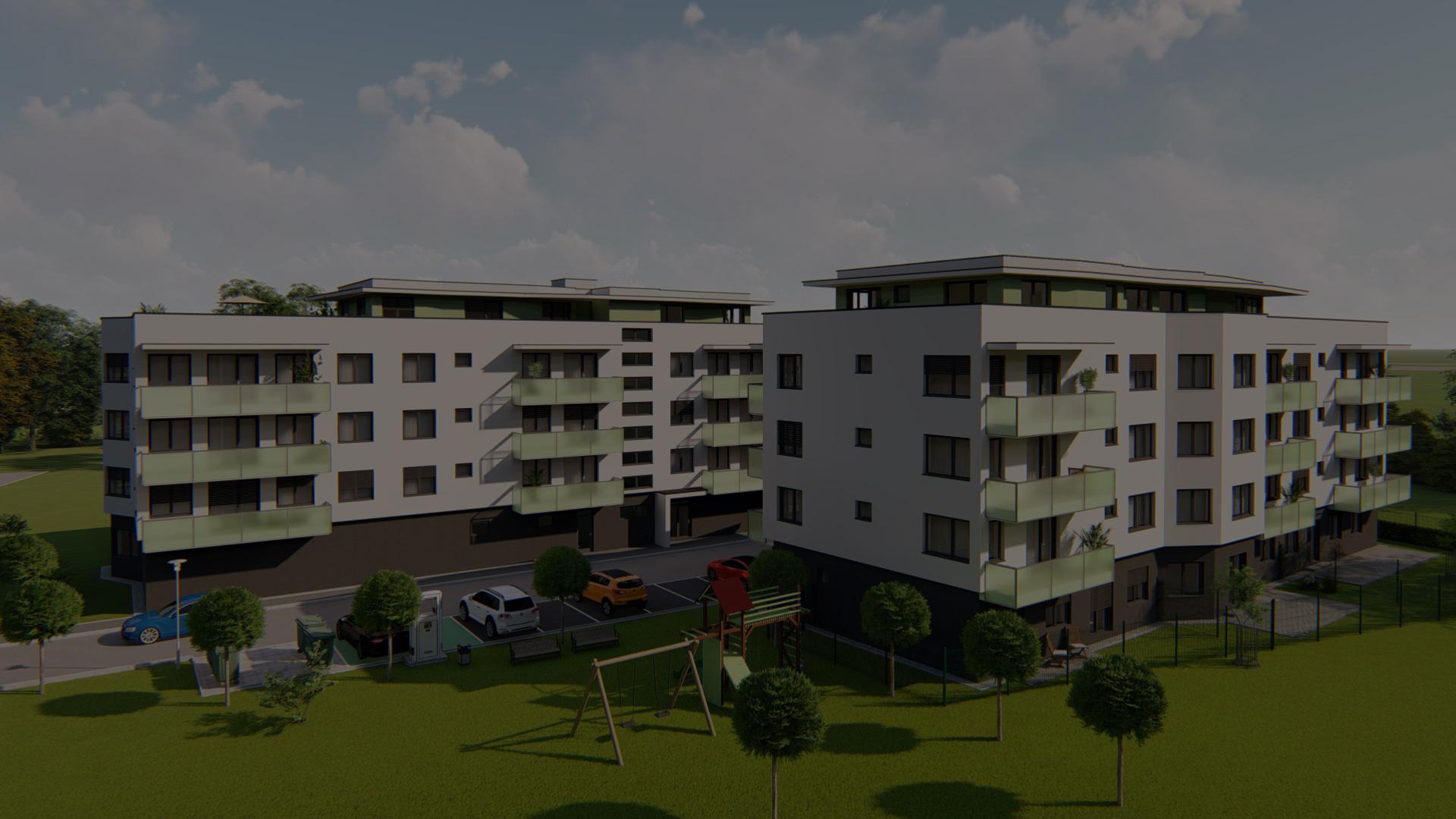 Moderné bývanie v Bánovciach nad Bebravou
